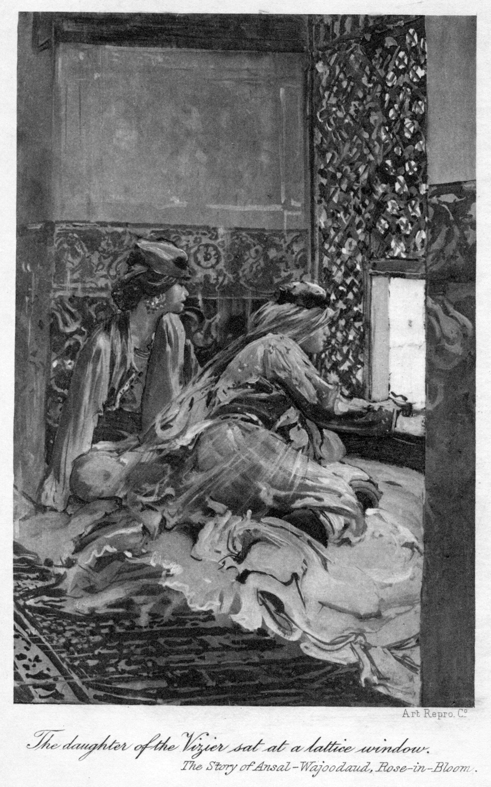 Illustration by Frank_Brangwyn