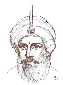 Harun al-Rashid by Khalil Gibran