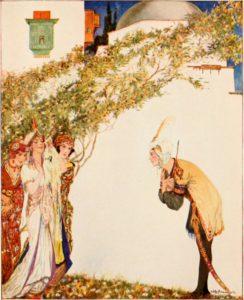 Illustration by Willy Pogany