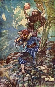 Illustration by Charles Folkard